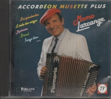 """CD. MOMO LARCANGE Et Son ORCHESTRE - """"ACCORDEON MUSETTE PLUS"""" - 26 Titres - Autres - Musique Française"""