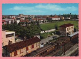 Palazzolo Milanese - Stazione Ferroviaria - Scuola Fisogni - Milano (Milan)