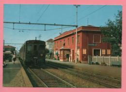 Paderno Dugnano - Stazione Ferroviaria - Milano (Mailand)