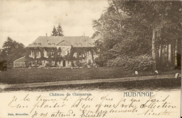 AUBANGE   ---  Château De Claimarais - Aubange
