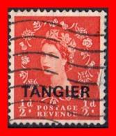 GRAN BRETAÑA  TANGER  ( TANGER BRITANICO ) 1952 -1954 QUEEN ELIZABETH II - South West Africa (1923-1990)