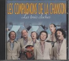 CD. LES COMPAGNONS DE LA CHANSON. Les Trois Cloches - 22 Titres - - Autres - Musique Française