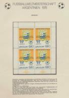 448 Football (Soccer) Argentina 78 - Neuf ** MNH -  Uruguay N° 1537 - Fußball-Weltmeisterschaft