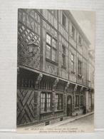 Beauvais. Vieilles Maisons Rue St-Laurent - Beauvais