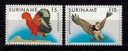 MDB-BK6-358-4 MINT ¤ SURINAME 1986 2w In Serie HOGE WAARDEN ¤ - OISEAUX - BIRDS - PAJAROS - VOGELS - VÖGEL - - Gallinacées & Faisans