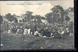 Bulgarije Bulgaria - Landwehr Im Biwak  - 1915 - Bulgarije