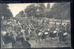 Bulgarije Bulgaria - Abmarsch Des Heeres Zur Grenze - 1915 - Bulgarije