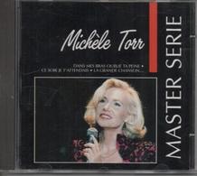 CD. Michèle TORR  - Collection MASTER SERIE - 18 Titres - - Autres - Musique Française