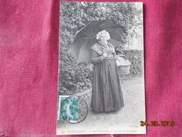 CPA - Saint-Jouin - La Belle Ernestine En Costume De Normande - France