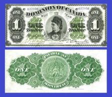 Canada 1  Dollar 1878 - Canada