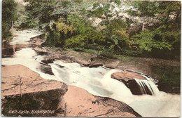 Gelt Falls, Brampton, Cumbria - Cumberland/ Westmorland