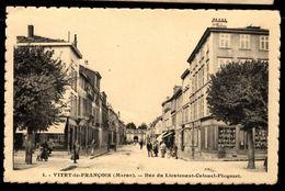 51 - VITRY LE FRANCOIS (Marne) - Rue Du Lieutenant Colonel Picquart - Vitry-le-François