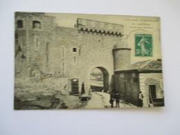CPA Sisteron  Portail De La Saunerie - Sisteron