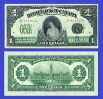 Canada 1 Dollar 1917 - Canada
