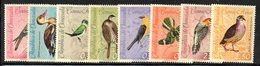 XP170 - VENEZUELA 1962 ,  Serie 769/776  *** (2380A) Ordinaria Uccelli - Venezuela