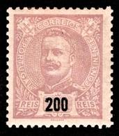 1895 Portugal - 1892-1898 : D.Carlos I