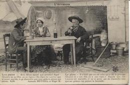 CPA - L'AUVERGNE - Le Père - Edition MTIL - Auvergne