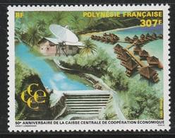 POLYNESIE - N° 395  ** (1991) - Polynésie Française