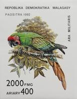 Madagascar Bids S/S - Madagascar (1960-...)