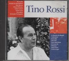 CD. TINO ROSSI. Marinella - Catari-Catari - Santa Lucia - Pescadore - Le Tango De Marilou - C'est A Capri - 18 Titres - - Autres - Musique Française