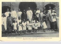 SOUDAN Français Et HAUTE-VOLTA (BURKINA FASO) OUAGADOUGOU Baptême Des Enfants Du Baloum-Naba Grand Chef De Province - Burkina Faso