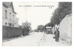 (23795-92) Clamart - La Rue Du Moulin De Pierre - Clamart