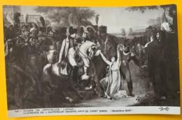 8169 - Napoléon, Clémence De L'empereur Envers Mlle De Saint Simon    Non Circulée - Peintures & Tableaux