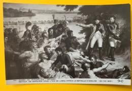 8170 -  Retour De Napoléon Dans L'île De Lobau Après La Bataille D'Essling Meynier   Non Circulée - Peintures & Tableaux
