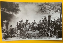 8172 -  Napoléon à La Bataille De Somo Sierra Lejeuen  Non Circulée - Peintures & Tableaux