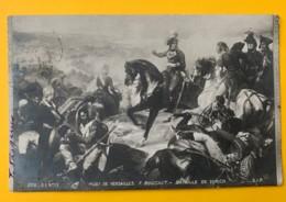 8176-  Napoléon Batailles De Zurich  Bouchet - Peintures & Tableaux