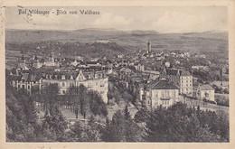 AK Bad Wildungen - Blick Vom Waldhaus - Infla-Frankatur - 1923 (40358) - Bad Wildungen