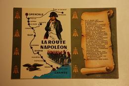 NAPOLEON - La Route Napoléon - Histoire