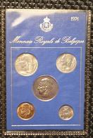 Belguim - Belgie Coin Set - Muntenset 1974 (FR) - Belgique