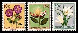1953 Ruanda - Urundi (3) - 1948-61: Mint/hinged