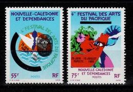 Nouvelle Caledonie - YV 505 & 506 N** - Nueva Caledonia
