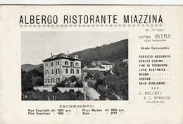 ALBERGO RISTORANTE MIAZZINA - Verbania