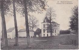 Mont St Guibert,Mont-Saint-Guibert, Chateau De La Michaette..Stempel A.Saint Jacques Etterbeek. - Mont-Saint-Guibert