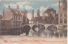 Bruges - Le Béguinage, Entrée - Brugge
