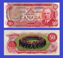 Canada 50  Dollar 1975 - Canada