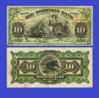 Toronto 10 Dollar 1925 - Canada