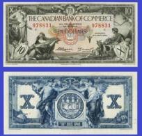Toronto 10 Dollar 1935 - Canada