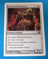 MAGIC THE GATHERING CARCASSA DI PHYREXIA - Magic L'Assemblée
