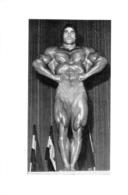 PHOTO HOMME  EN MAILLOT DE BAIN CULTURISME CULTURISTE  12 X 8.50 CM - Sports