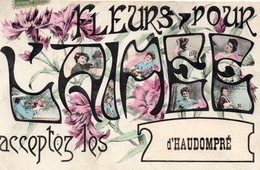 88 -LA-CHAPELLE-aux-BOIS -- 'Lieu-dit' Haudompré-. - Sonstige Gemeinden