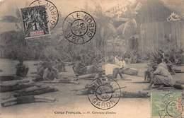 CPA Congo Français - Caravane D' Ivoire - Congo Francese - Altri