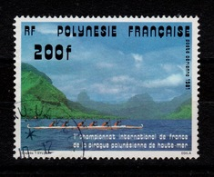 Polynesie - YV PA 162 Oblitere Cote 5,40 Euros - Oblitérés
