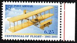 New Zealand Wine Post Wright Brothers Anniversary. - New Zealand