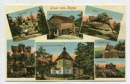 GERMANY  - AK 348042 Oybin - Töpferbaude - MODERN REPRODUCTION CARD - Oybin