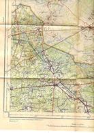 -MAESEYCK,feuille VI-Délégation De Belgique à La Haye(Pays Bas)-L'attaché Militaire -Parfait - Cartes Géographiques