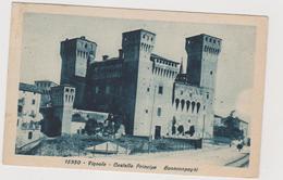 VIGNOLA (MO), Castello Principe Buoncompagni   - F.p. - Anni '1930 - Modena